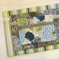 Perfect Pouches Paper Pattern