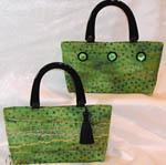 Chloe Handbag Paper Pattern