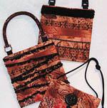 Katy Bags Paper Pattern
