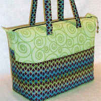 Summer Tote Paper Pattern