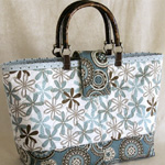 Miranda Day Bag Paper Pattern