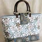 Miranda Day Bag Paper Pattern