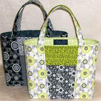 Claire Handbag Paper Pattern