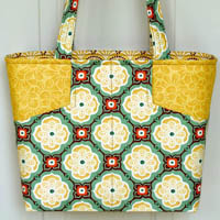 Margo Handbag Paper Pattern