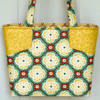 Margo Handbag Paper Pattern