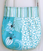 Lily Pocket Purse Paper Pattern