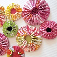 Lazy Girl Designs Yo Yo Cutie Pins