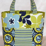 The Whimsy Bag Paper Pattern