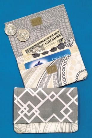 Lazy Girl Designs Wonder Wallet Downloadable Pattern 211