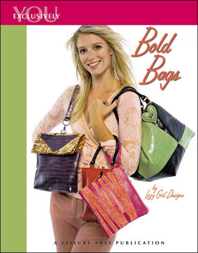 Lazy Girl Designs Bold Bags Book bb