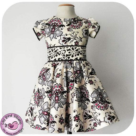 Lily Bird Studio Amanda's Dress Amanda's Dress