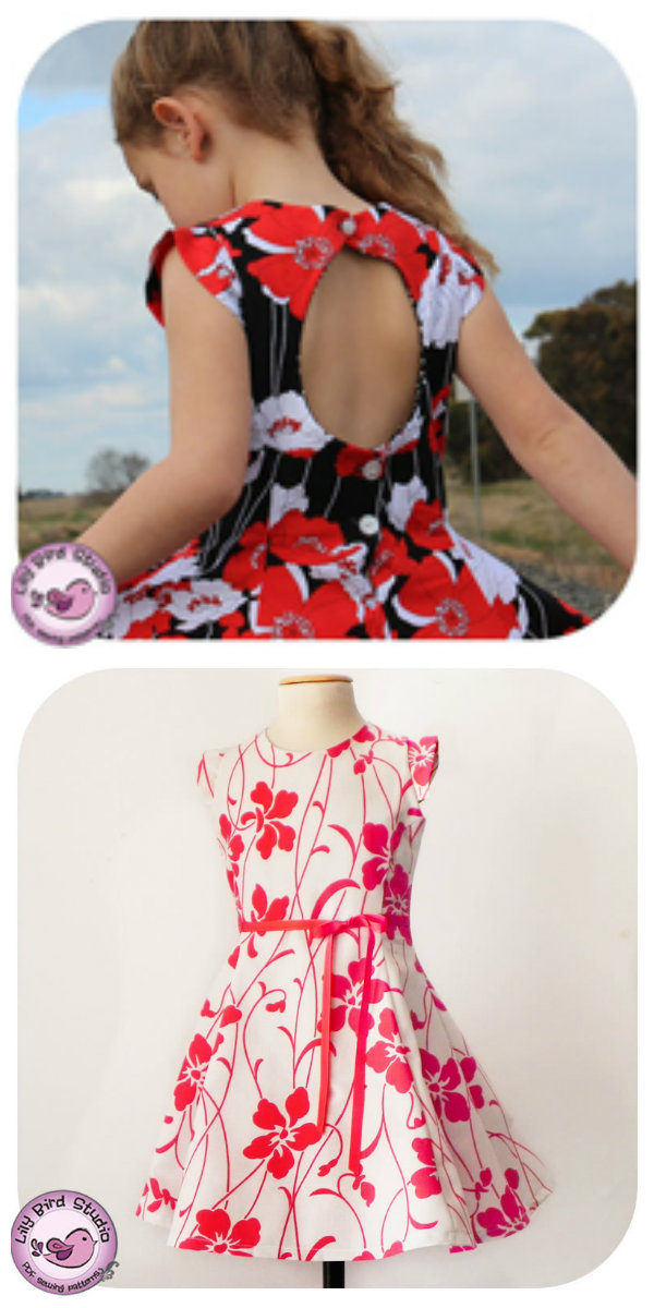 Lily Bird Studio Juliette's Dress Juliette's Dress