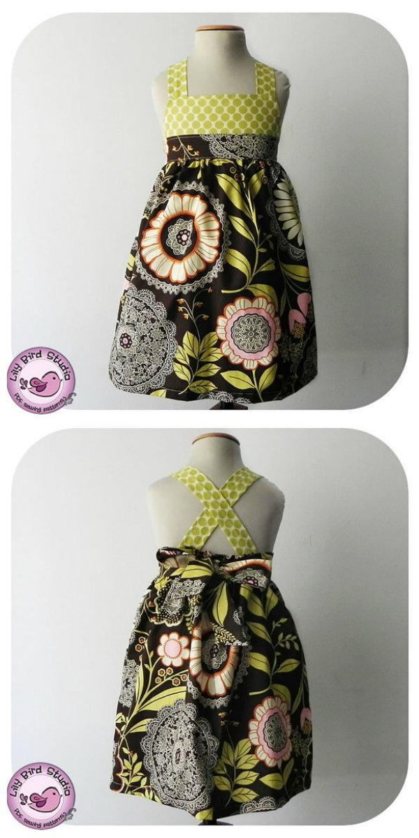 Lily Bird Studio Spring dress Spring dress