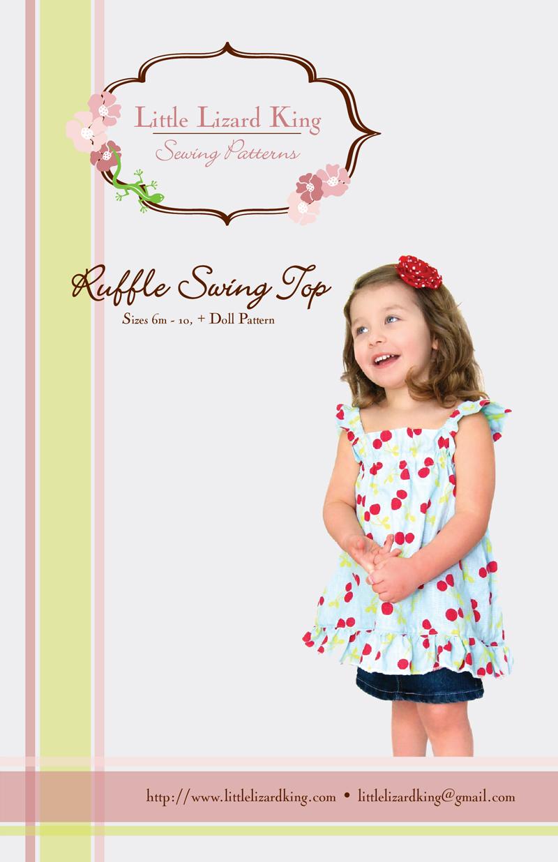 Little Lizard King Swing Top 347