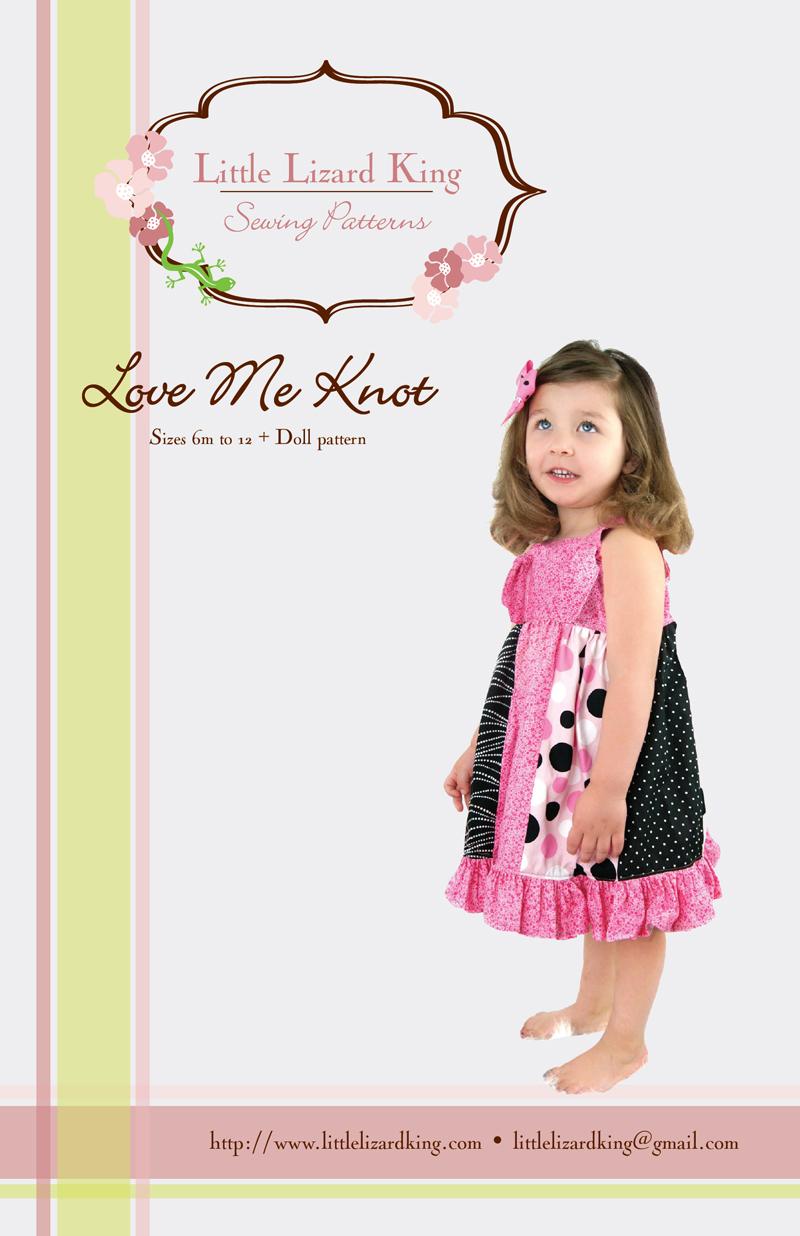 Little Lizard King Love Me Knot Dress 359