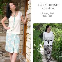 Loes Hinse Sarong Skirt Pattern