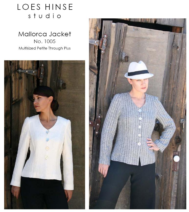 Loes Hinse Designs Mallorca Jacket 1005