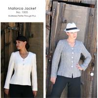 Loes Hinse Mallorca Jacket Pattern