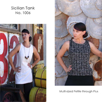 Loes Hinse Sicilian Tank Pattern