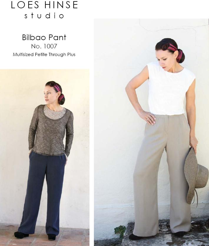 Loes Hinse Designs Bilbao Pants 1007
