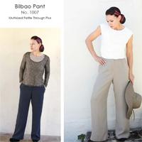 Loes Hinse Bilbao Pants Pattern