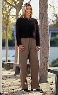 Loes Hinse Designs Basic Pleat Pant 5006