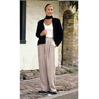 Loes Hinse Basic Pleat Pant