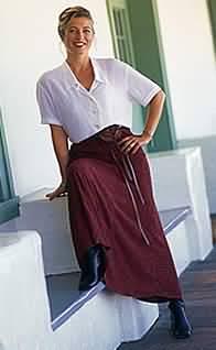 Loes Hinse Designs Gore Skirt 5007