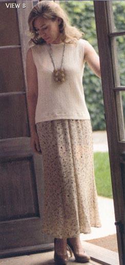 Loes Hinse Designs Tango Skirt 5010