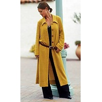 Loes Hinse Sweater Coat
