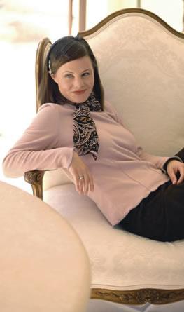 Loes Hinse Designs Bianca Sweater 5208