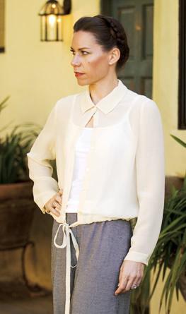 Loes Hinse Designs Tuscan Shirt 5212