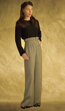 Loes Hinse Designs Hepburn Pant 8001