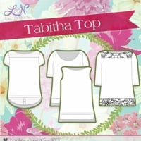 Love Notions Tabitha Top Digital Pattern