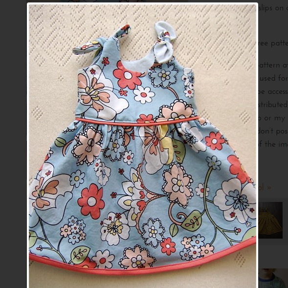 Made By Rae Itty Bitty Baby Dress Itty Bitty Baby Dress