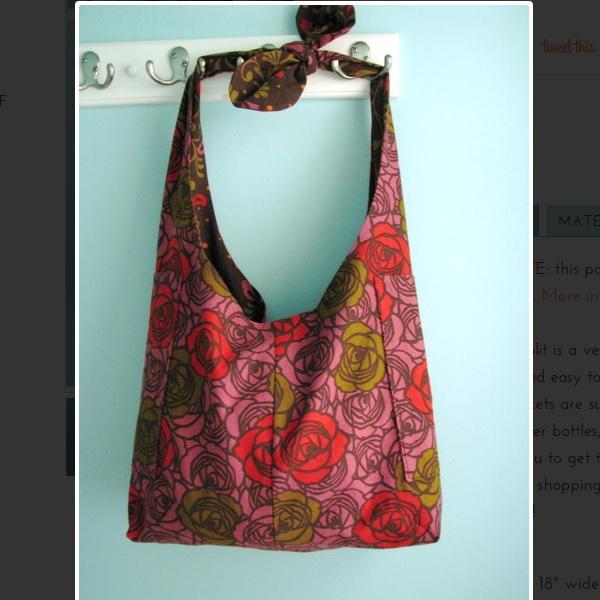 Made By Rae Lickety Split Bag Lickety Split Bag
