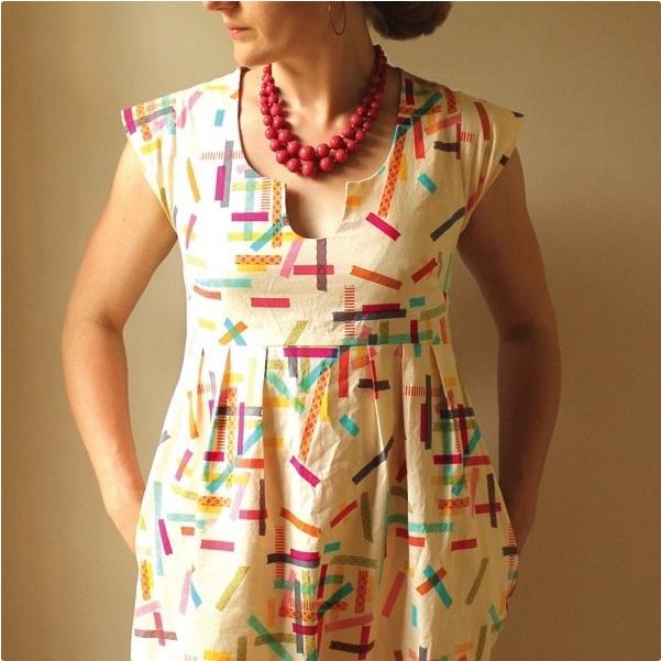 Made By Rae Washi Dress Washi Dress