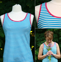 Maria Denmark Just a Tank Top Digital Pattern