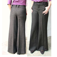 MariaDenmark Winnie Wide Legged Trousers Digital Pattern
