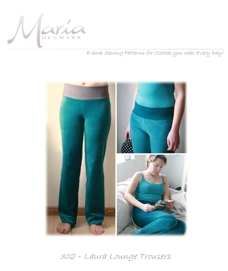 MariaDenmark Laura Lounge Pants 302