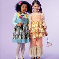 McCalls 7183 Pattern ( Size 2-3-4-5 )