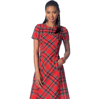 McCalls 7187 Pattern ( Size 6-8-10-12-14 )