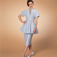 McCalls 7190 Pattern ( Size 6-8-10-12-14 )
