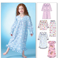 McCalls 7221 Pattern ( Size 2-3-4-5 )