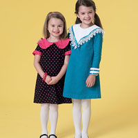 McCalls 7235 Pattern ( Size 6-7-8 )
