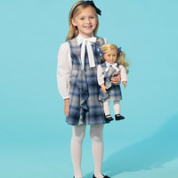 McCalls 7272 Pattern ( Size 6-7-8 )