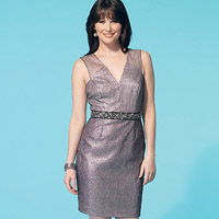 McCalls 7282 Pattern ( Size 4-6-8-10-12 )