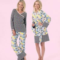 McCalls 7297 Pattern ( Size 8-10-12-14-16 )