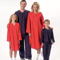 McCalls 7299 Pattern ( Size 3-45-67-810-12 )