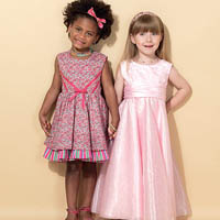McCalls 7311 Pattern ( Size 6-7-8 )